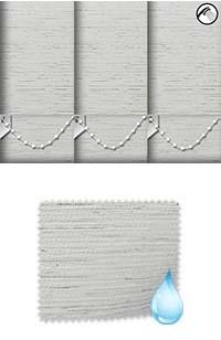 Aqua Weave White