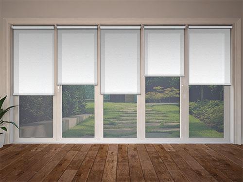 blinds for bifold doorschild safe no cords no worries blinds for bifold doors child safe no cords no worries