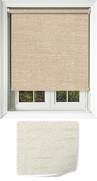 Asteroid Pearl Replacement Vertical Blind Slat