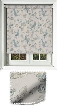 Aviary Fawn Vertical Blind