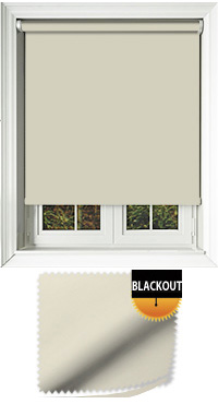 Blackout Calico Roller Blind