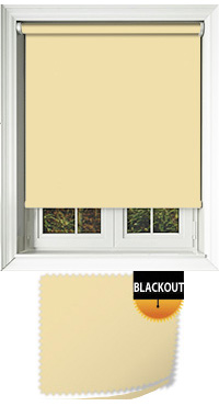 Blackout Daffodil Skylight Blind
