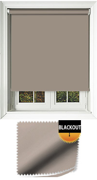 Blackout Henna Vertical Blind