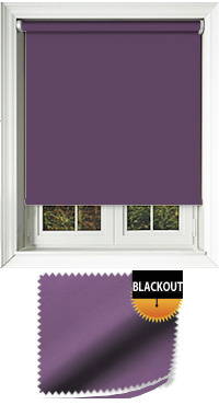 Blackout Iris Roller Blind