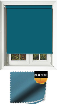 Blackout Ocean Replacement Vertical Blind Slat