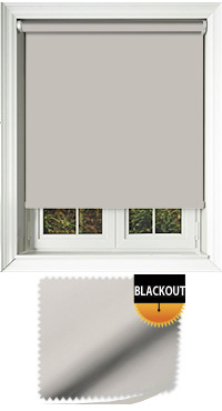 Blackout Pearl Replacement Vertical Blind Slat
