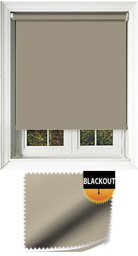 Blackout Sand Skylight Blind