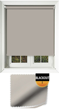 Blackout Stone Grey Skylight Blind