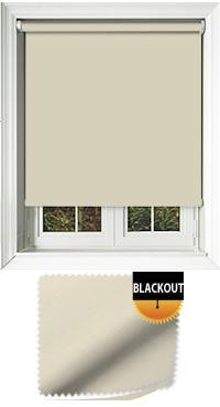 Blackout Vanilla Replacement Vertical Blind Slat