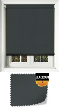 Bedtime Anthracite With Black Bottom Bar
