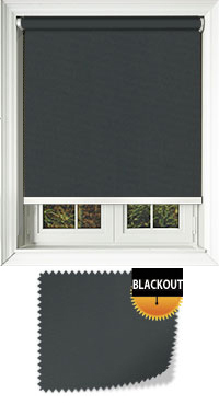 Bedtime Anthracite With White Bottom Bar