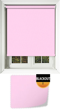Bedtime Ballet Pink Replacement Vertical Blind Slat