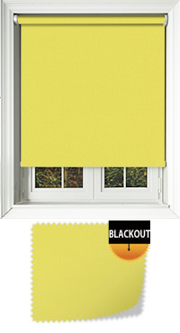 Bedtime Chartreuse Replacement Vertical Blind Slat