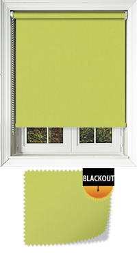 Bedtime Lime Skylight Blind