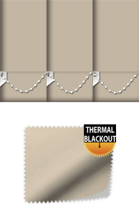 Blackout Thermic Beige