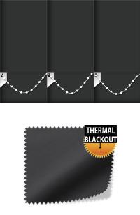 Blackout Thermic Black