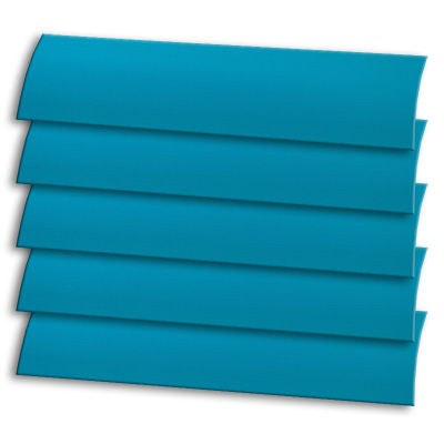 Brushed Bluegreen Skylight Blind
