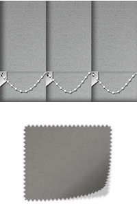 Cambric Dove Grey Skylight Blind