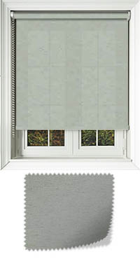 Cambric Duck Egg Replacement Vertical Blind Slat