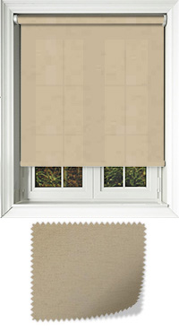Cambric Pebble Replacement Vertical Blind Slat