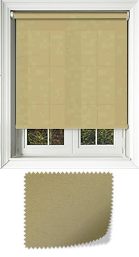 Cambric Pistachio Skylight Blind