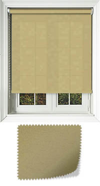 Cambric Pistachio Vertical Blind