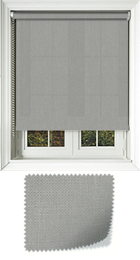Cameron Graphite Wooden Blind