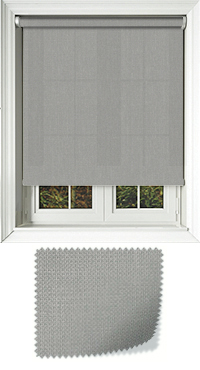 Cameron Graphite Cordless Roller Blind