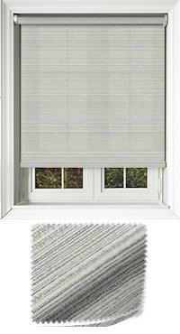 Cane Emerald Motorised Roller Blind
