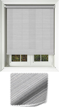Cane Quartz Replacement Vertical Blind Slat
