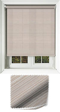 Cane Spice Cordless Roller Blind