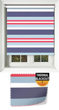 Cento Blues Replacement Vertical Blind Slat