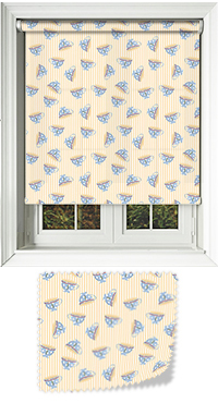 China Cup Cordless Roller Blind
