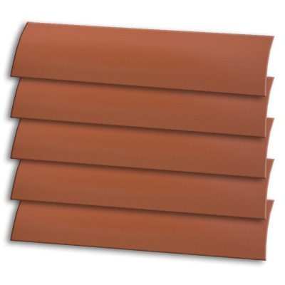 Clay Vertical Blind