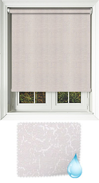 Crackles Porcelain Vertical Blind