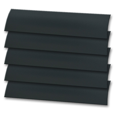 Deep Anthracite Replacement Vertical Blind Slat