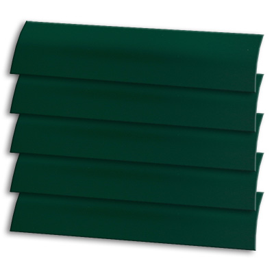 Deep Emerald Vertical Blind