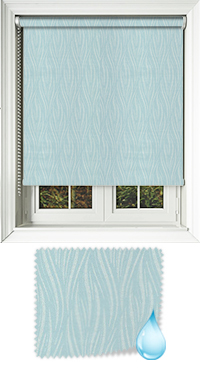 Divine Gossip Replacement Vertical Blind Slat