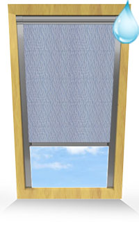 Divine Reveal Skylight Blind
