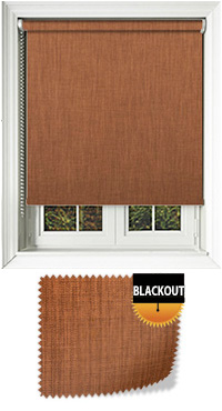 Entice Ginger Vertical Blind