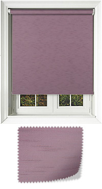Eternal Mulberry Motorised Roller Blind
