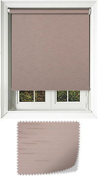 Eternal Taupe Bifold Doors Blind