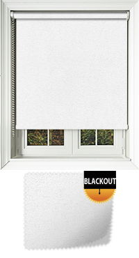 Faux Suede Breva Cordless Roller Blind