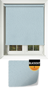 Faux Suede Duck Egg Replacement Vertical Blind Slat