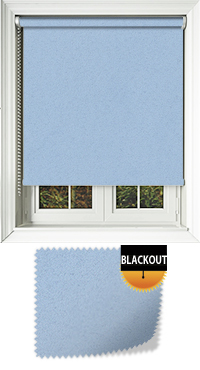 Faux Suede Mineral Cordless Roller Blind