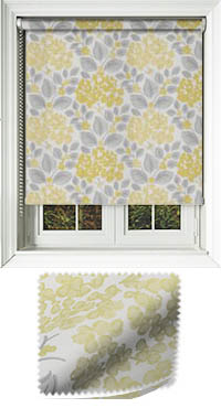 Flowerbed Primrose Skylight Blind