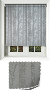 Forest Grey Vertical Blind