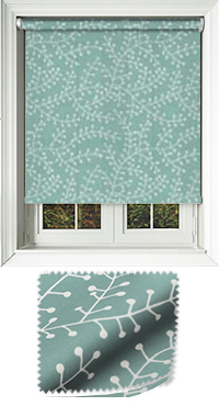 Fusion Jade Wooden Blind