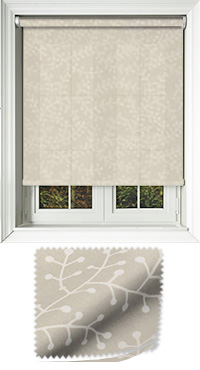 Fusion Sand Cordless Roller Blind