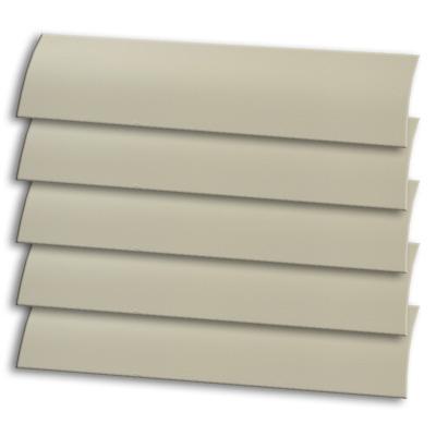 Gloss Vanilla Replacement Vertical Blind Slat